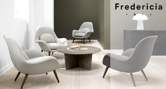 2-FREDERICIA FURNITURE