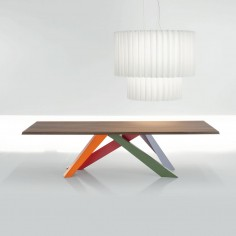 Bonaldo - Big Table Noyer