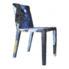 Casamania - Chaise Rememberme / En jeans recyclés